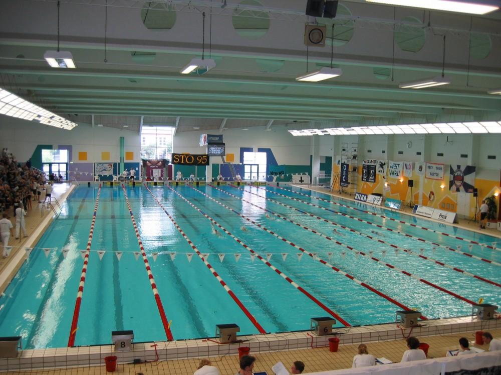 Træningslejr » Svømmestadion Danmark